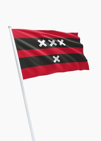 Vlag gemeente Amstelveen