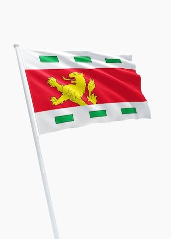 Vlag gemeente Barendrecht