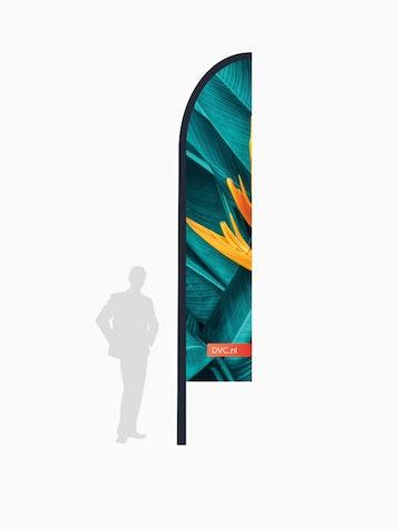 Beachflag Flex