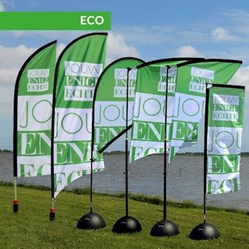 Beachvlaggen ECO