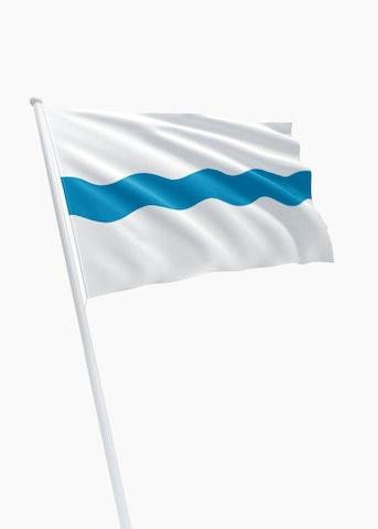 Vlag gemeente Beek