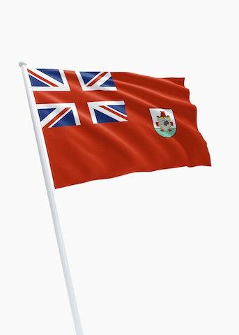 Bermudaanse vlag huren