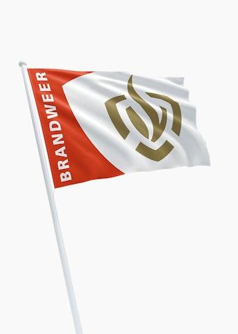 Brandweer vlag