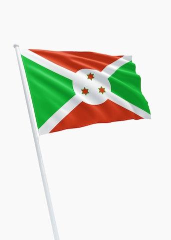 Burundese vlag huren
