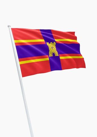 Vlag gemeente Coevorden