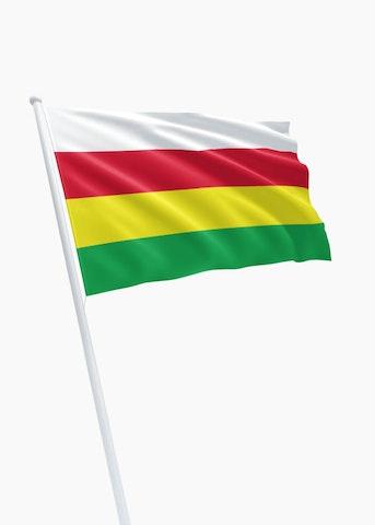 Vlag gemeente Dantumadeel