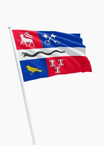 Vlag gemeente De Ronde Venen