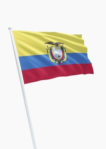 Ecuadoraanse vlag huren