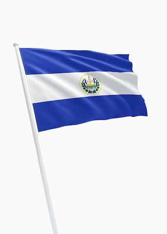 Salvadoraanse vlag huren