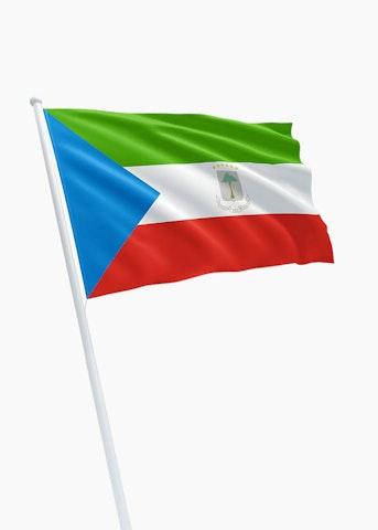 Equatoriaal-Guinese vlag huren
