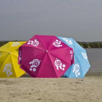 Parasol: Rond Ø 180 cm