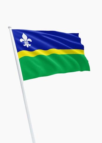 Flevolandse vlag