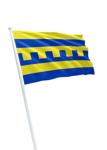 Vlag gemeente Harderwijk