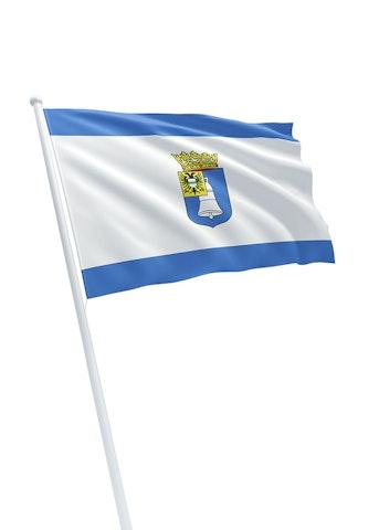Vlag gemeente Haren