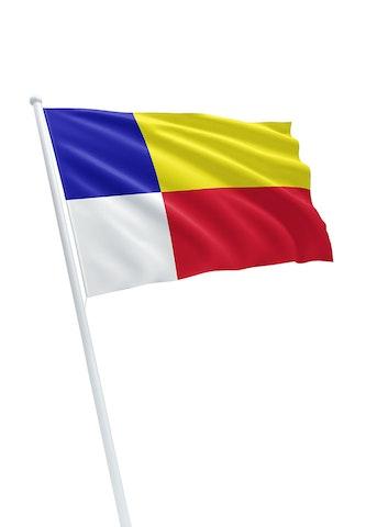 Vlag gemeente Heerde