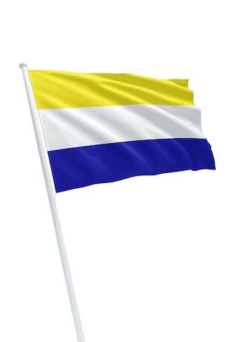 Vlag gemeente Heerhugowaard