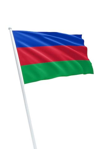 Vlag gemeente Hellevoetsluis