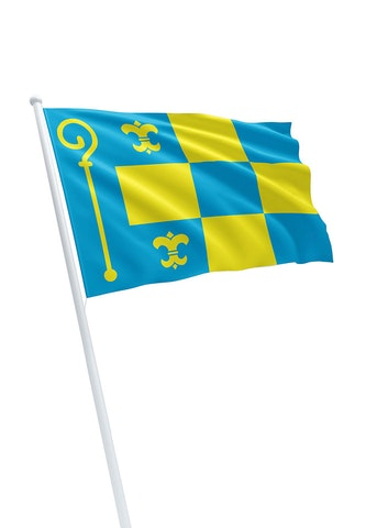 Vlag gemeente Heumen