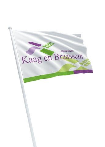 Vlag gemeente Kaag en Braassem
