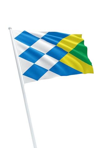 Vlag gemeente Korendijk