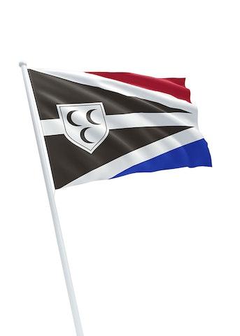 Vlag gemeente Krimpen aan den IJssel