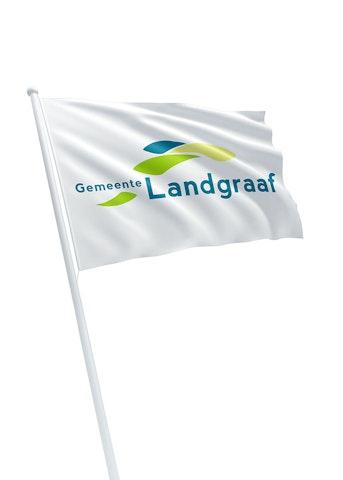 Vlag gemeente Landgraaf