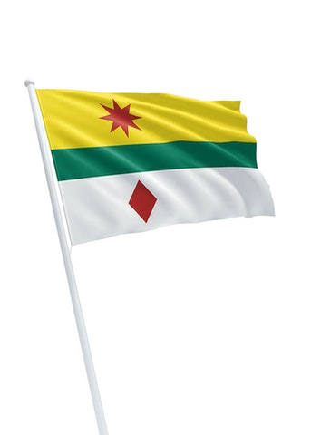 Vlag gemeente Lansingerland