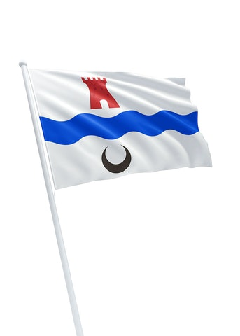 Vlag gemeente Leidschendam-Voorburg