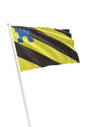 Vlag gemeente Medemblik