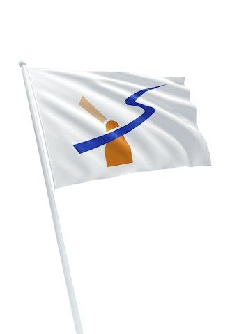 Vlag gemeente Molenwaard
