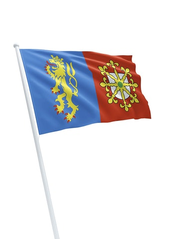 Vlag gemeente Mook en Middelaar