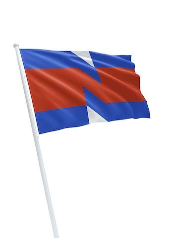 Vlag gemeente Nieuwegein