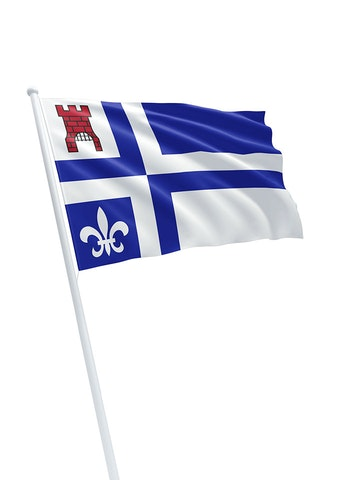 Vlag gemeente Noordoostpolder
