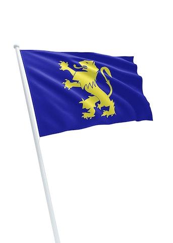 Vlag gemeente Noordwijkerhout