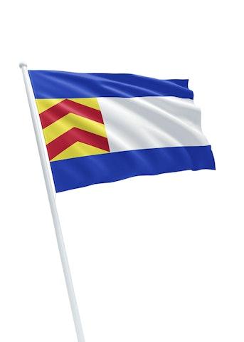 Vlag gemeente Oud-Beijerland