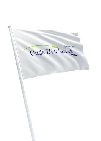 Vlag gemeente Oude IJsselstreek