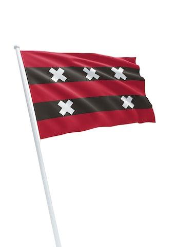Vlag gemeente Ouder-Amstel