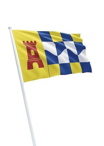 Vlag gemeente Overbetuwe