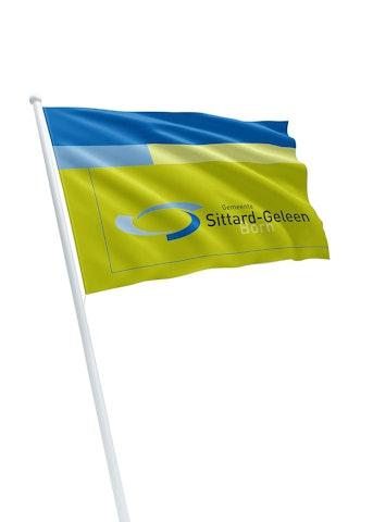 Vlag gemeente Sittard-Geleen