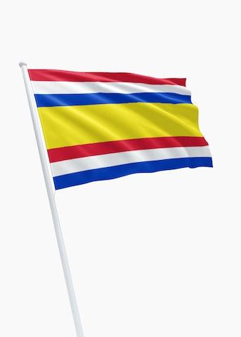 Vlag gemeente Tholen