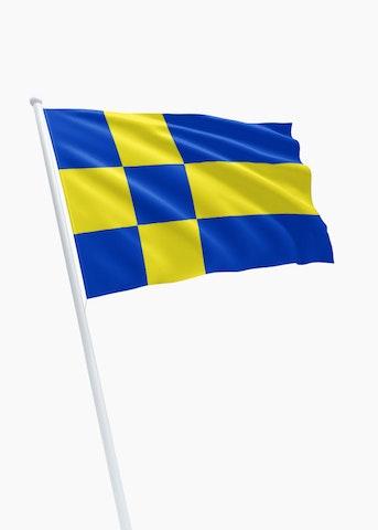 Vlag gemeente Tilburg