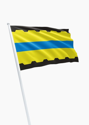 Vlag gemeente Veenendaal