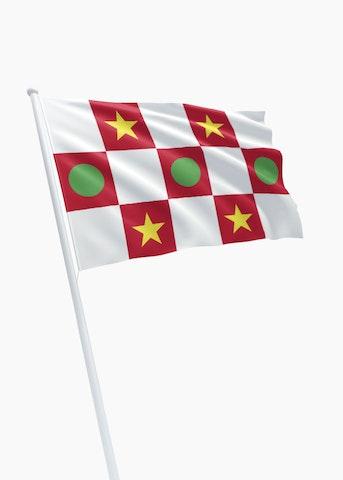 Vlag gemeente Zeevang