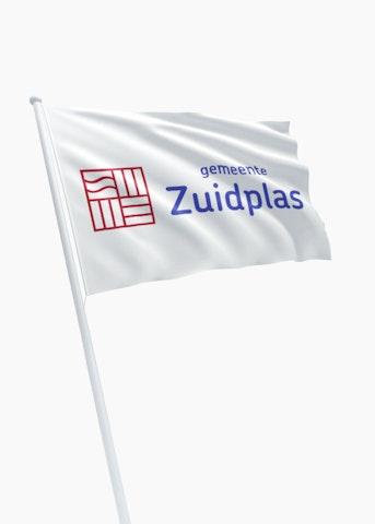Vlag gemeente Zuidplas