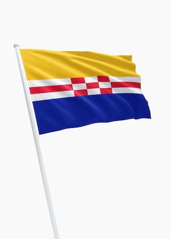 Vlag gemeente Zwartewaterland