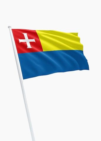 Vlag gemeente Heiloo