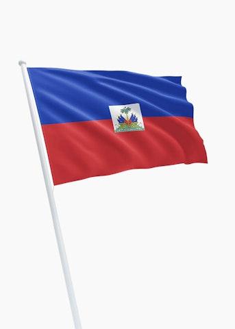 Haïtiaanse vlag huren