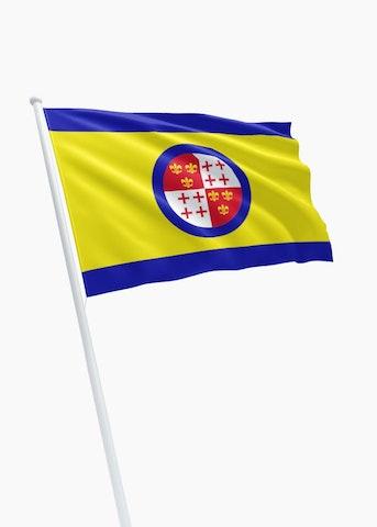 Vlag gemeente Harlingen