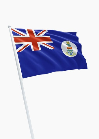 Caymaneilanden vlag huren