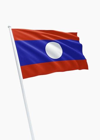 Laotiaanse vlag huren